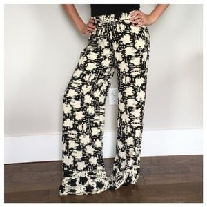 Pants - Lilka Printed Wide Leg Trouser Prescott Pants